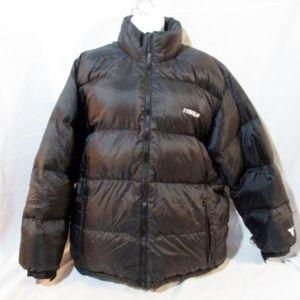 TYROLIA Jacket Coat Winter Hood Down Puffer